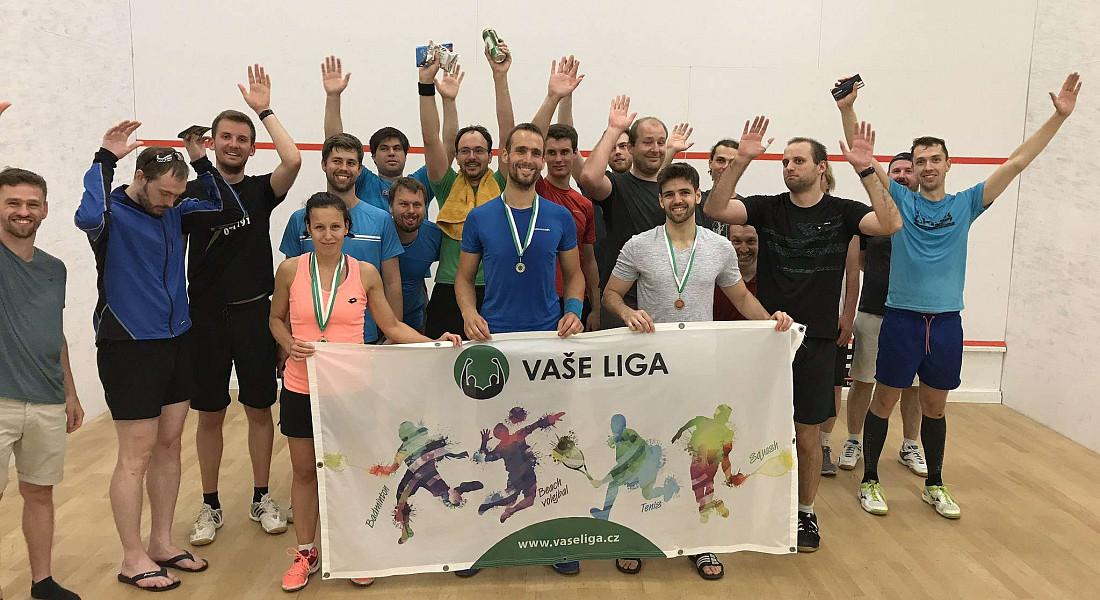 Letní squash - začátečníci, mírně & středně pokročilí - 2