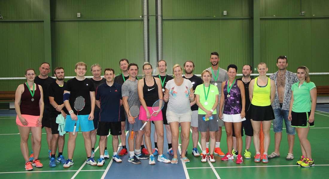 Badmintonový turnaj v Brně - 5
