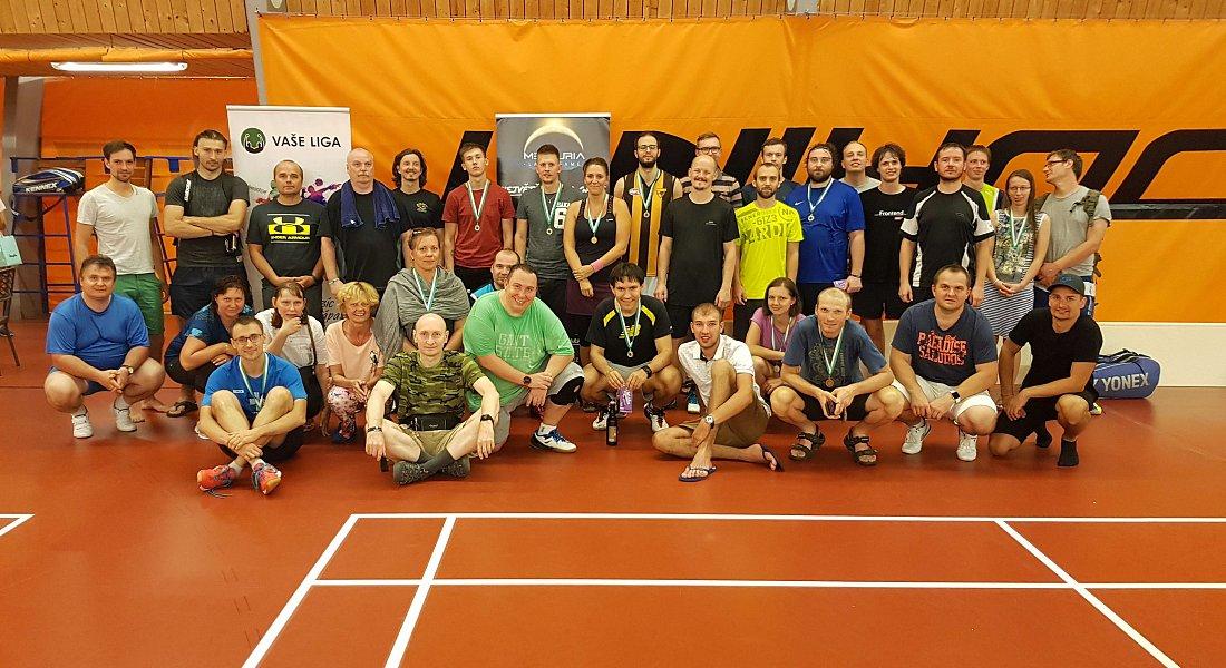 Badminton - 2020 - 4 - ČTYŘHRY