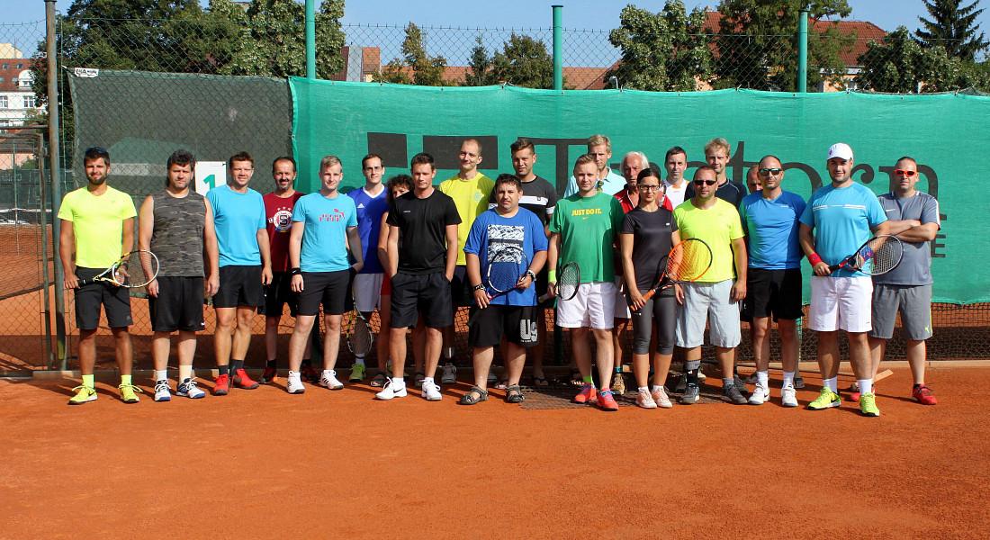Zářijový tenisový turnaj VAŠÍ LIGY