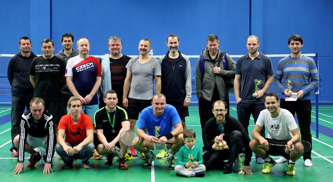 Pardubický badmintonový turnaj 2018