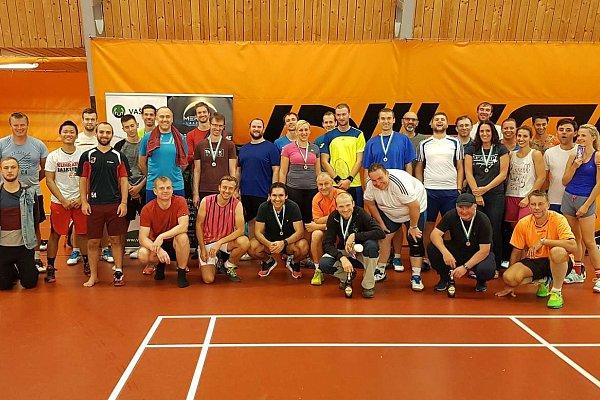 Badmintonové září