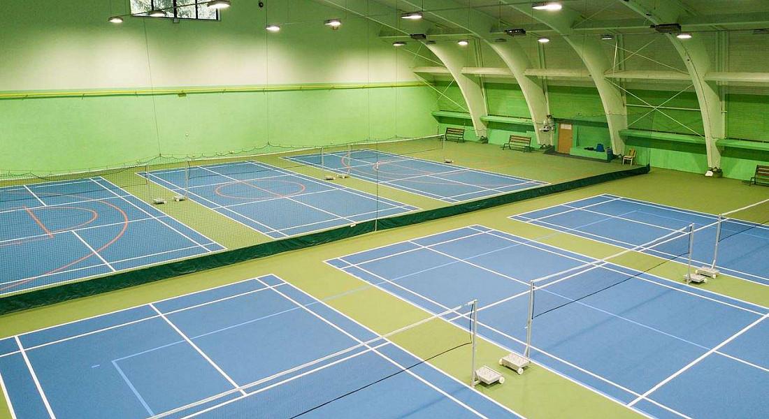 Badmintonový turnaj v KV
