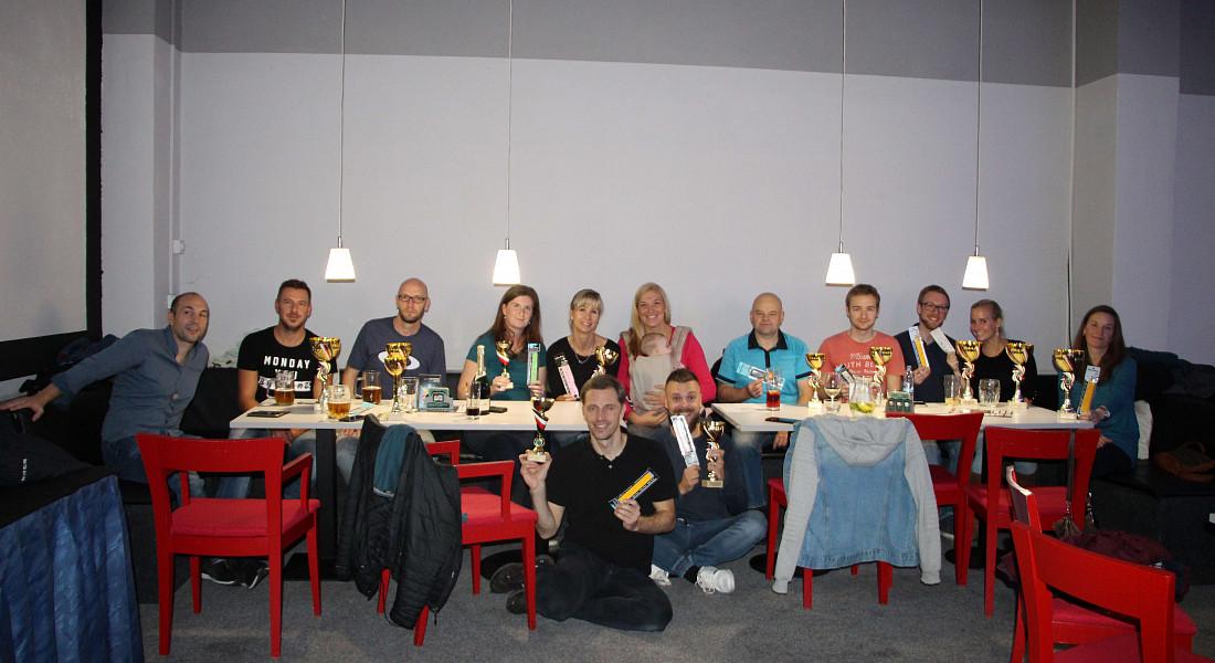 Nejlepší hráči a hráčky ročníku se v Brně potkali na bowlingu