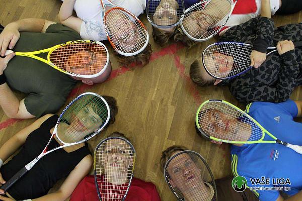 Badminton dvouhra
