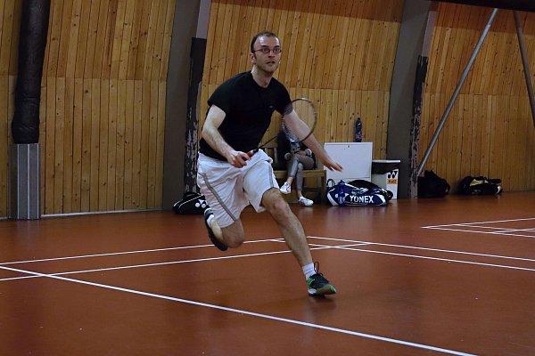 Milý badmintonový večer