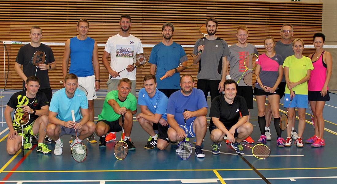 Olomoucký badmintonový turnaj 2019