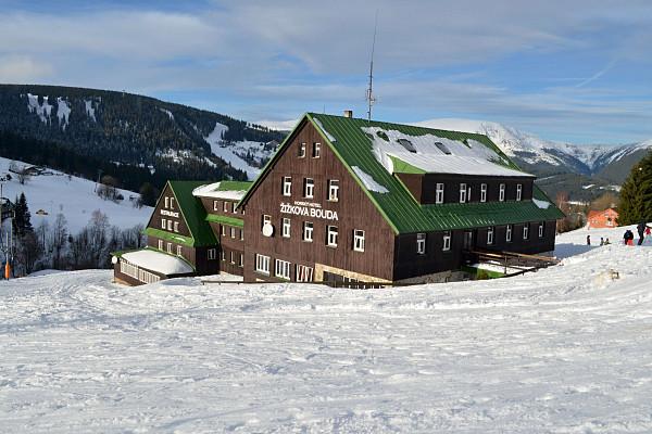 Pojeď s námi v zimě na hory