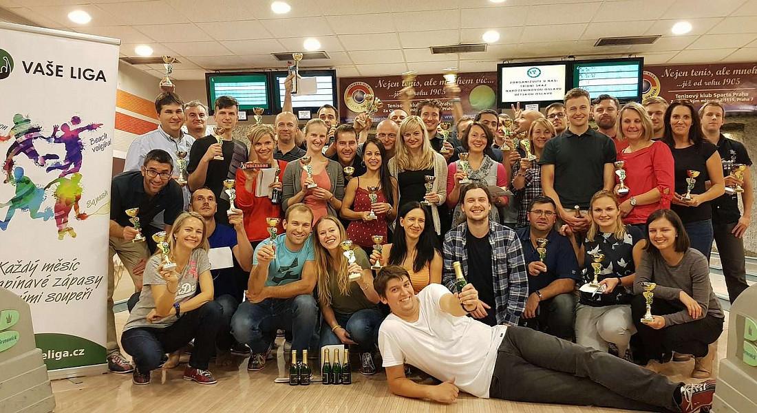 Vyhlášení nejlepších hráčů ročníku - Praha