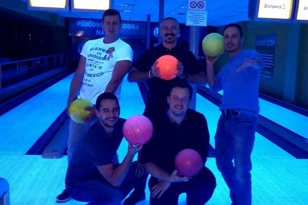 Končíme s badmintonem, začínáme bowling