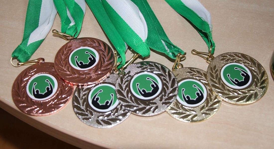 Nové medaile pro nového vítěze