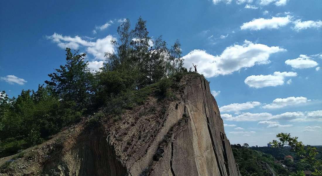 Trail Prokopským údolím - 1