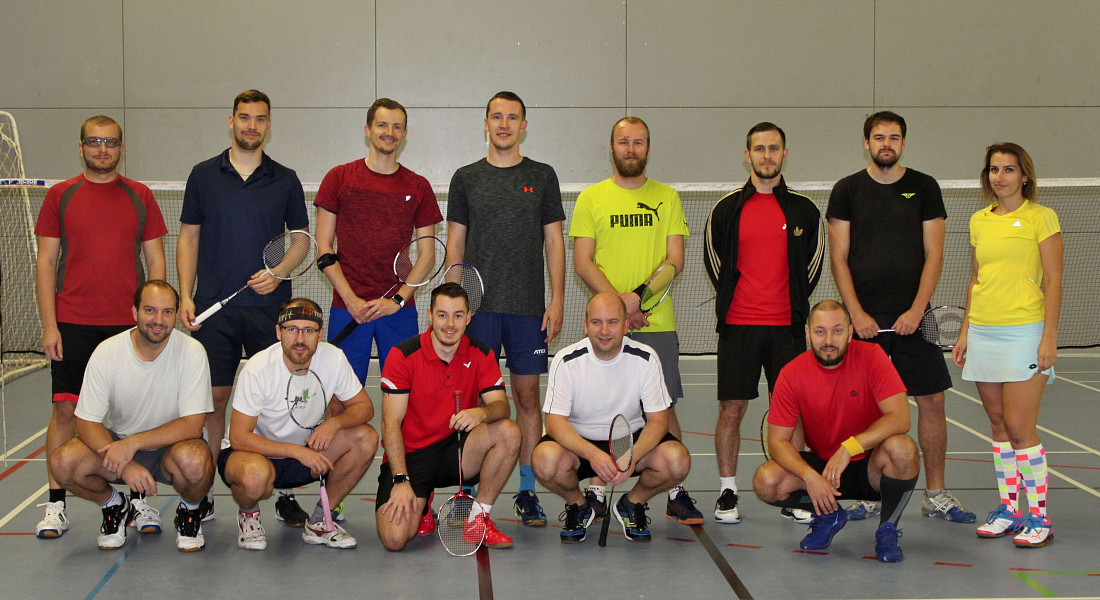 Pardubický badmintonový turnaj - Leden 2020