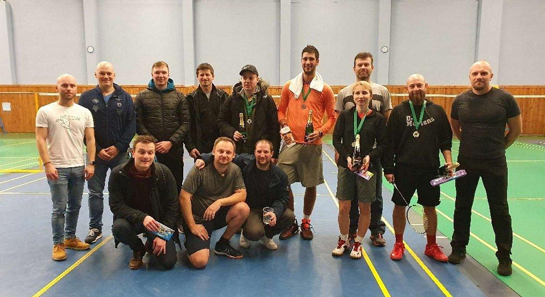 Badmintonový turnaj Olomouc No.2