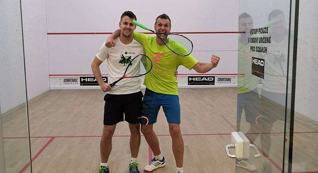 Únorový squash turnaj roku 2020 - kat. D