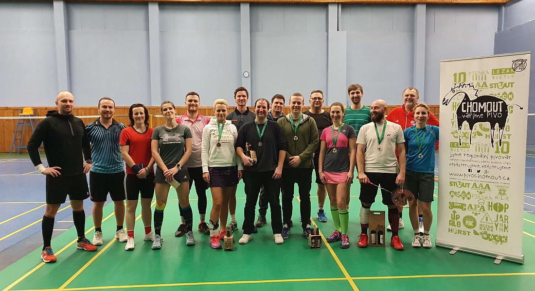 Badmintonový turnaj Olomouc
