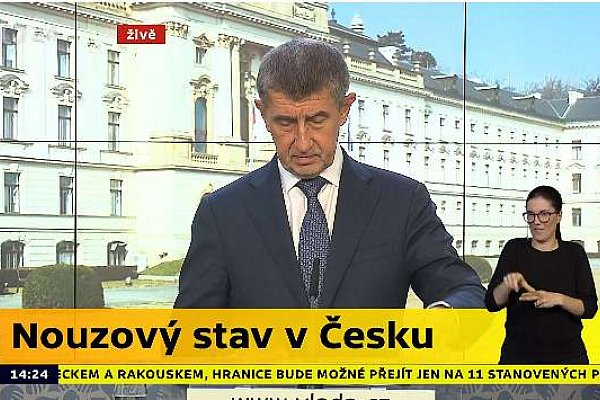 Nouzový stav - VAŠE LIGA přerušena - AKTUALIZOVÁNO 24. 4.