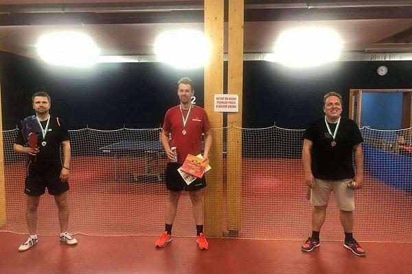 Pingpongový turnaj v Praze - Květen 2020