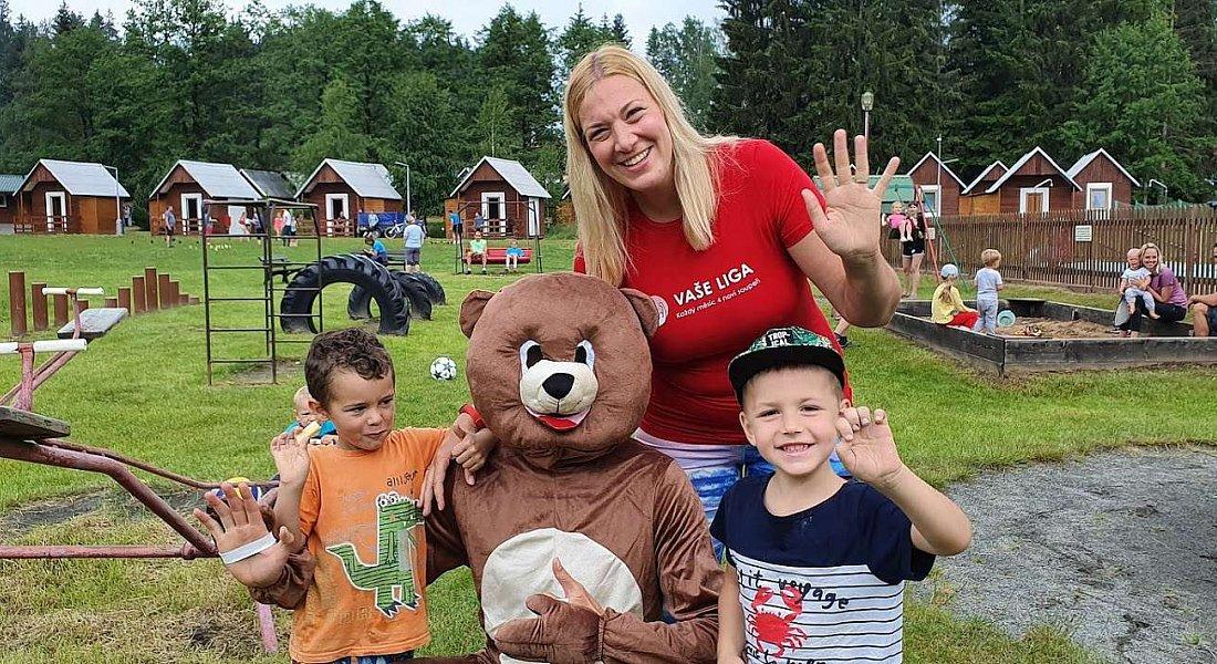 Family Camp aneb pohádkové babí léto