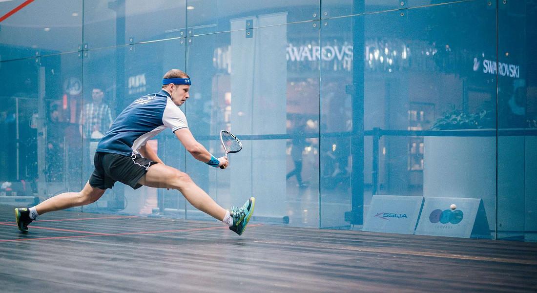 Červencový squash turnaj VAŠÍ LIGY - začátečníci, pokročilí a  kategorie D