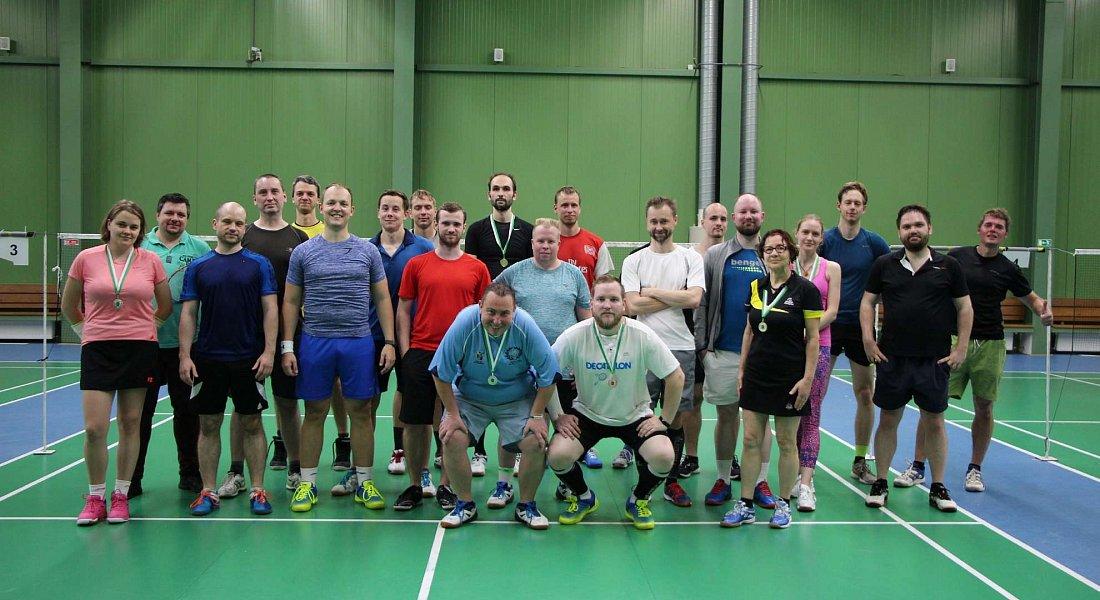 Badmintonový turnaj Brna - 8