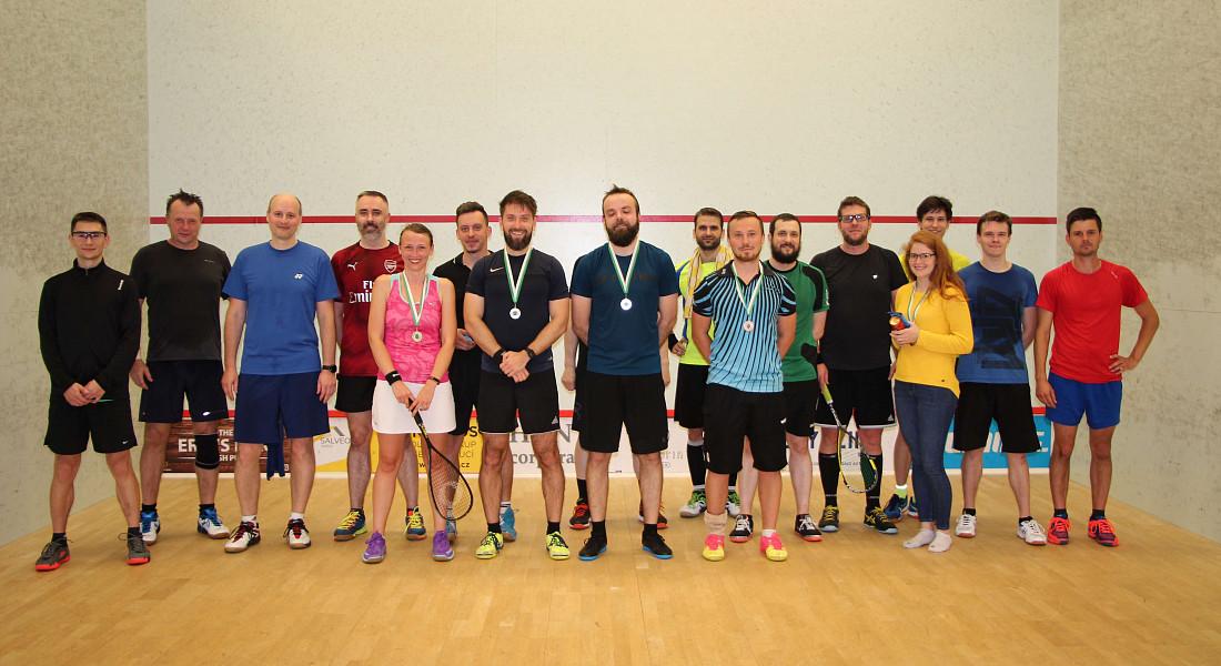 Squashový turnaj Brna - Začátečníci a středně pokročilí - 3