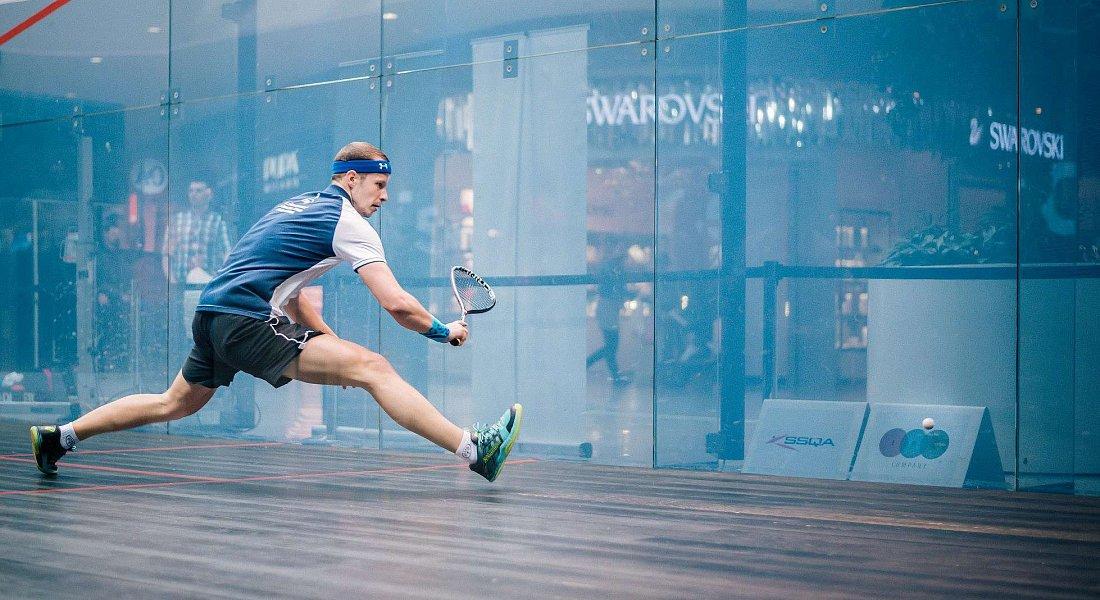 Srpnový squash turnaj VAŠÍ LIGY - pokročilí a kategorie D