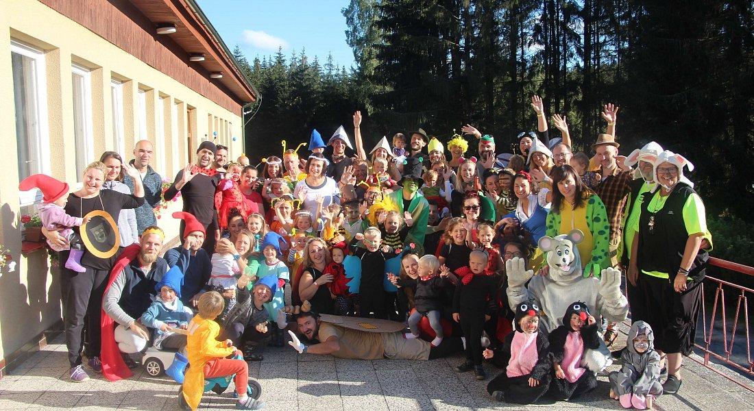 První ročník Family Campu úspěšně za námi