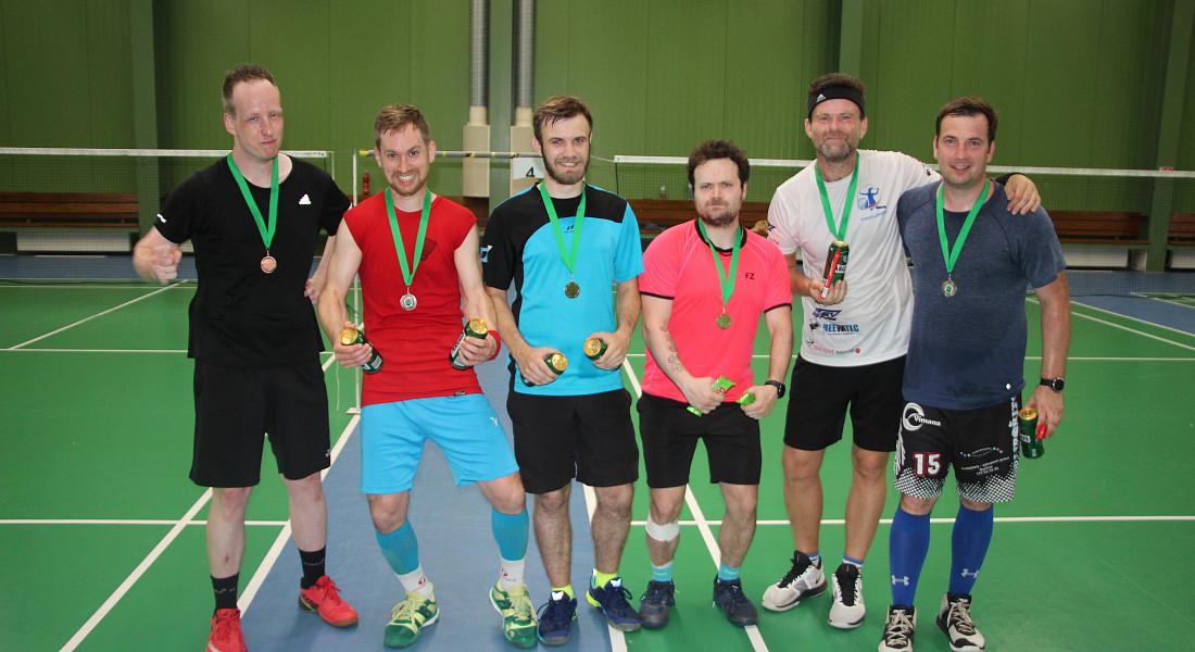 Turnaje jsou v Brně zpět, začali jsme badmintonem!