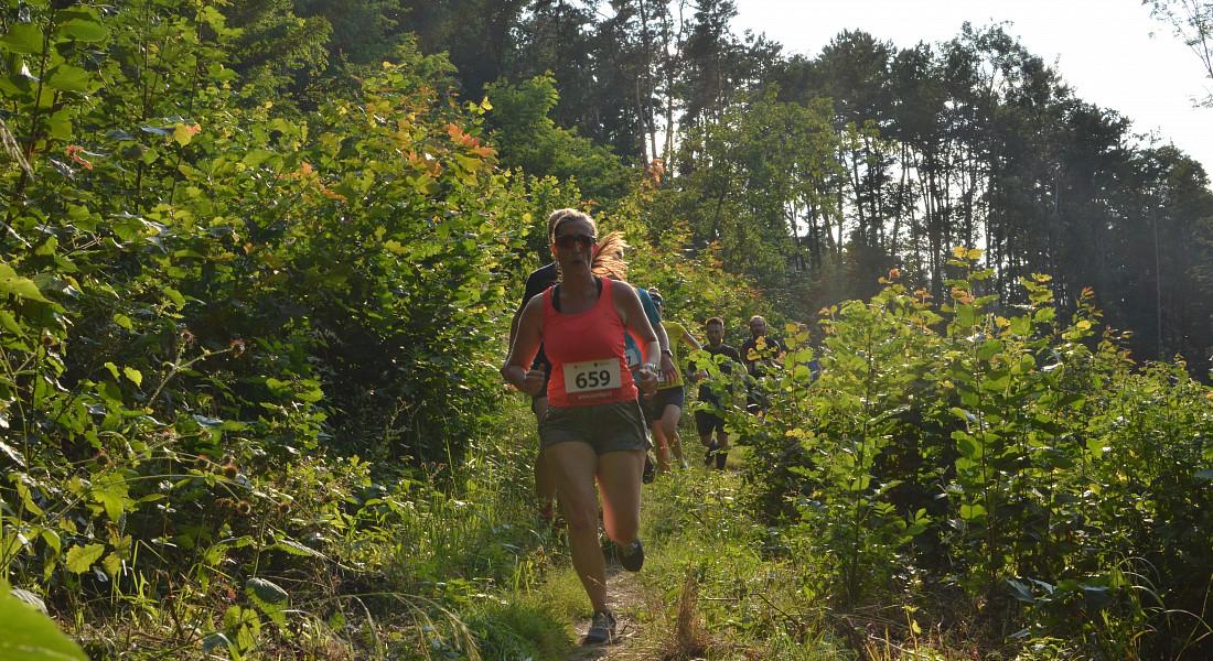 Běh modřanskou džunglí