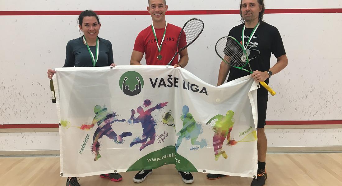 [Re]Start turnajů ve squashi v Praze