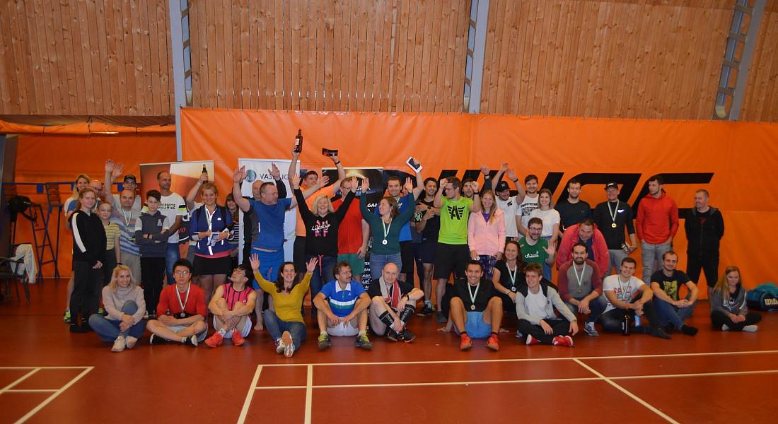Badminton Praha - 2021 - 8
